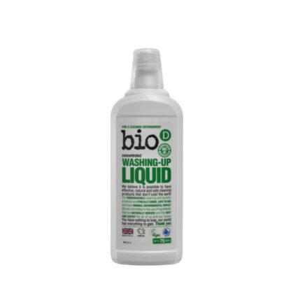 fragrance free washing up liquid by Bio-D
