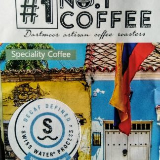 Loose Coffee Beans Colombian Swiss Water Decaf
